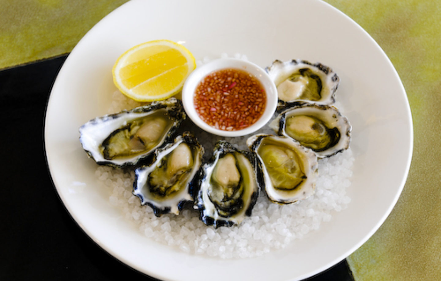THURSDAY $1 OYSTERS